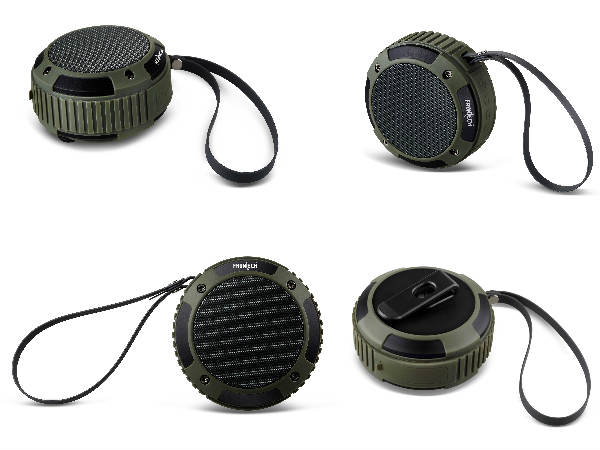 Frontech JIL 3906 Water Resistant Travel Bluetooth Speaker launched