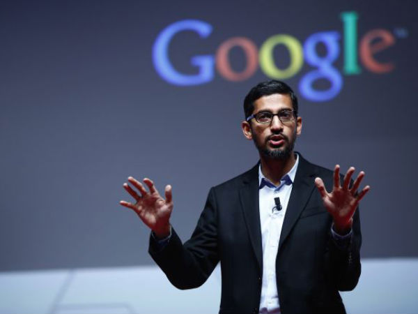 India-born Sundar Pichai Becomes Google's New CEO