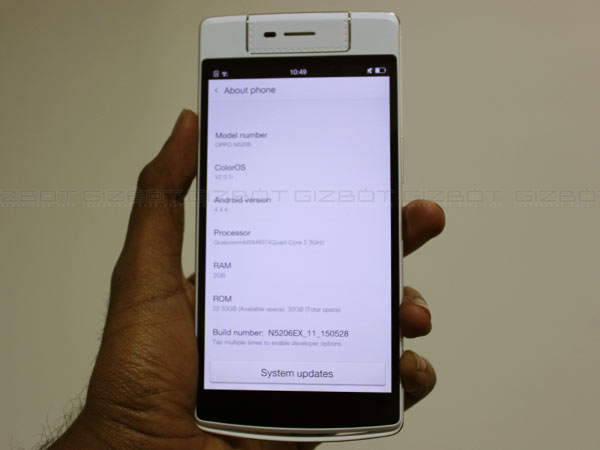 Oppo N3 Review