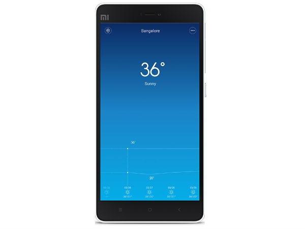 Amazon Freedom Sale: Xiaomi Mi 4i Available for Rs 11,999 Till Today