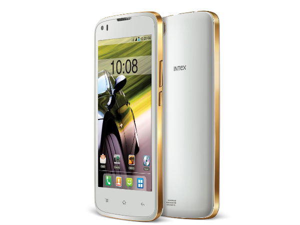 Intex Cloud Pace Launched for Rs 6,999: Key specs and features