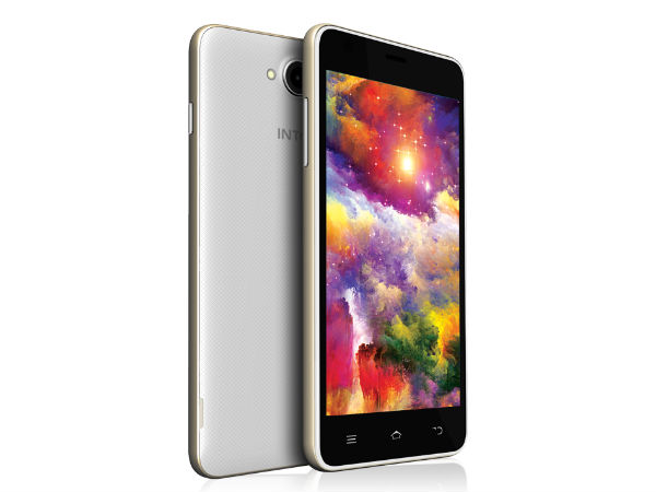 Intex Aqua Sense 5.0 with 5-inch display and quad-core chipset listed