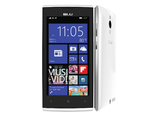 BLU Launches Win JR LTE and Win HD LTE Powered by Windows Phone 8.1