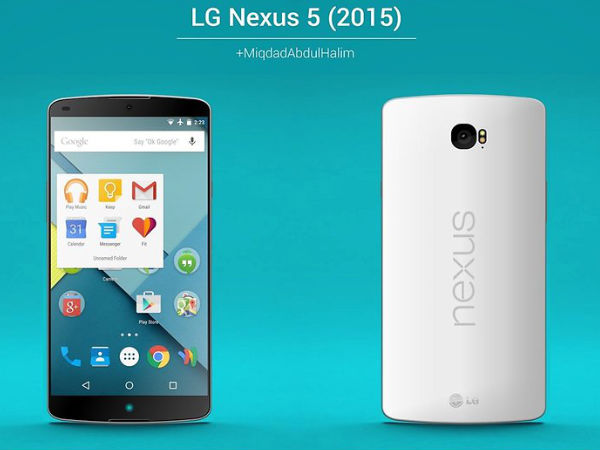 LG Nexus and Huawei Nexus major specs leak: All That You Need to Know