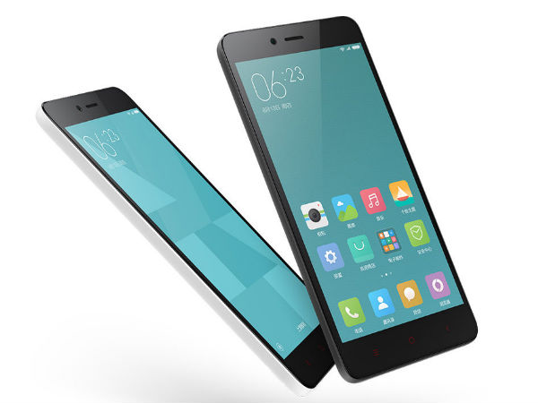 Xiaomi Redmi Note 2 and Note 2 Prime Launched
