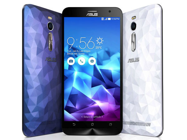 Asus Zenfone 2 Deluxe ZE551ML Vs Samsung Galaxy Note 5