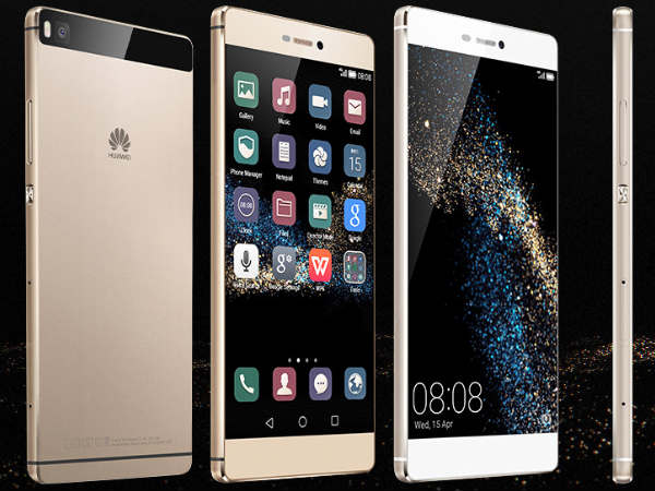 Huawei Ascend P8