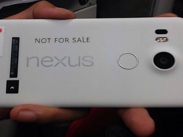 New Renders of LG Nexus (2015) Leaked, Touting Fingerprint Sensor