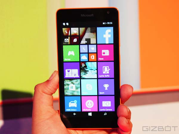Microsoft Lumia 535 is Now Available for Rs 5,999