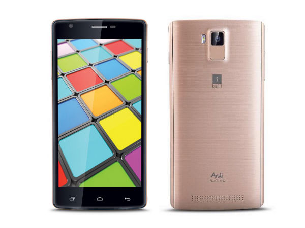 Another iBall Andi Smartphone Spotted Online Featuring 5-inch Display