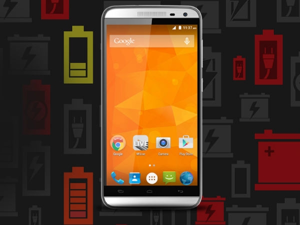 Best smartphone with long battery life