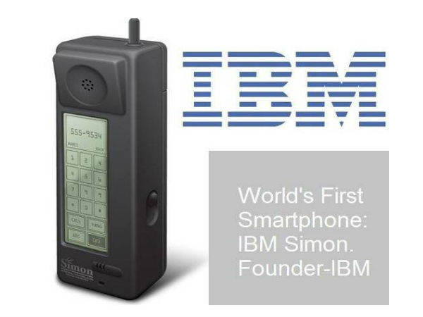 IBM Simon Personal Communicator