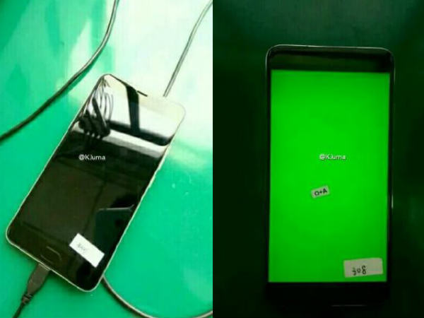 Meizu MX5 Pro Plus Leaks In Live Picture: Exynos CPU, 6 Inch Display