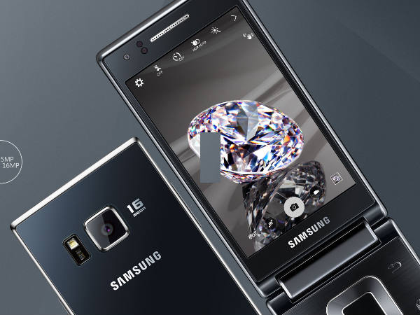 Samsung Launches A Flip Phone With Dual AMOLED Display