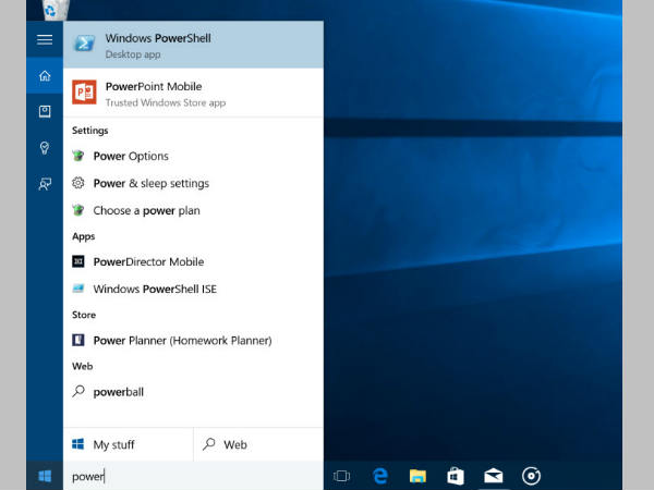 how to bring back search bar in windows 10