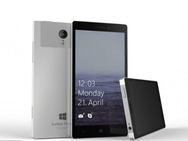 Microsoft Surface Phone Specifications Leaked Online [Report]