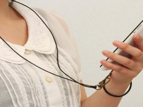 Smartphone necklace reveals how brain maps memories