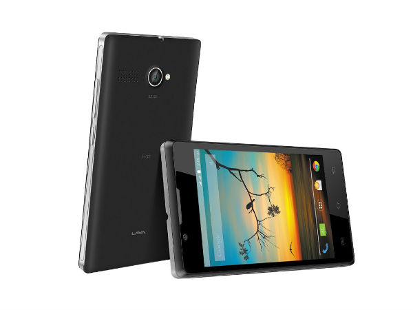 Lava Just Launched Two Budget Smartphones in India