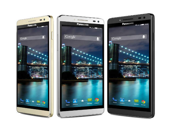 Panasonic T45 4G, Eluga L2, Eluga I2 Budget Smartphones Launched