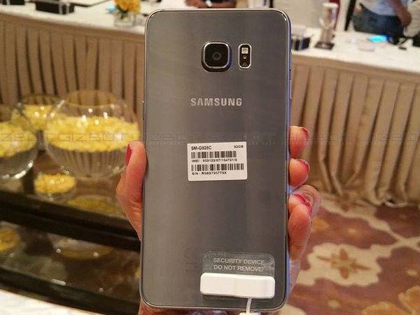 Samsung Galaxy S6 Edge+ Announced in India for Rs 57,900