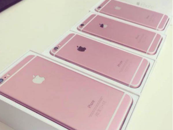 iPhone in Colors