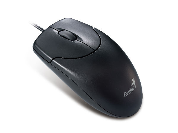 Genius Unveils NetScroll 120 Optical Mouse with Zero Cleaning