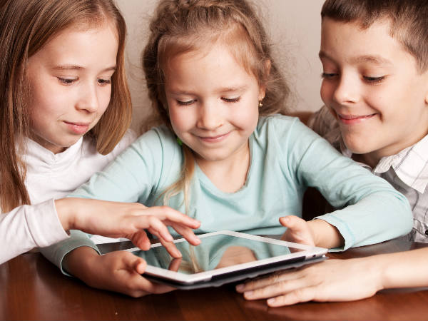Smartphones can help improve kids numeracy skills