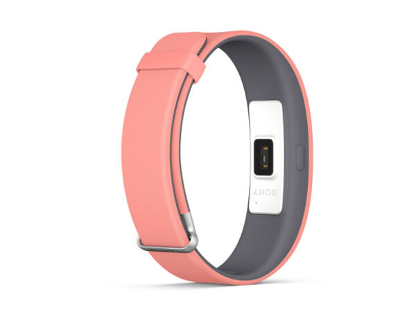 Sony Smartband 2 with heart-rate sensor, notification alert feature