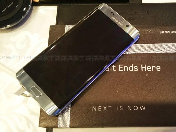 how to bring up remote control on samsung s6 edge