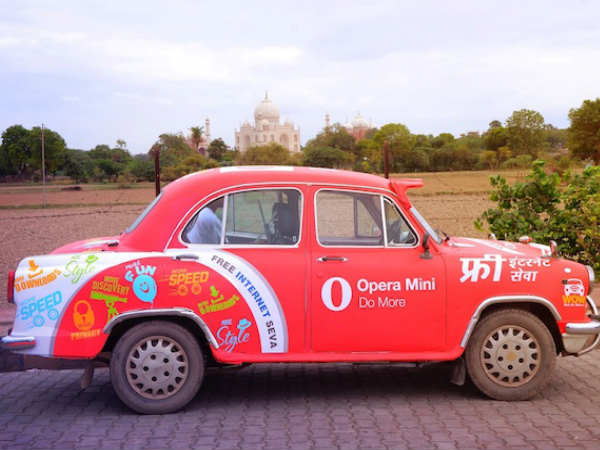 Opera Launches 'Web on Wheels' Wi-Fi Enabled Car
