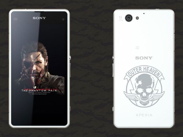 Sony launches a limited edition Xperia J1 Compact in collaboration