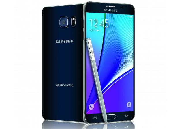 Samsung To Launch Galaxy Note 5 with Huge 4100mAh Battery