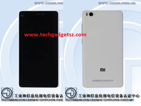 Xiaomi Mi 4C Spotted on AnTuTu and TENAA [Report]