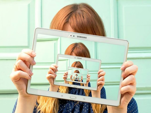 Samsung is working on a huge 18.4 inch Galaxy Android Tablet