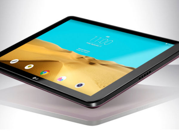 LG G Pad II 10.1 with 10.1-inch Display, Snapdragon 800 CPU Announced