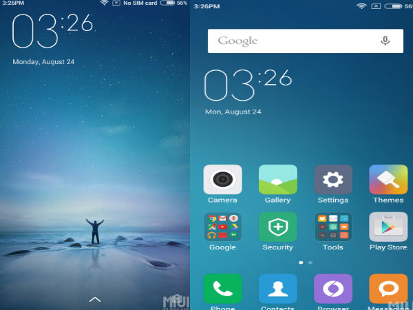 Xiaomi Started Rolling Out MIUI 7 Beta ROM Globally