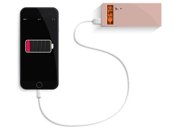 Now, germ-killing charger that cleans your cellphone