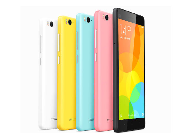 Xiaomi Mi 4i Limited Edition to Go on Flash Sale Today at 2PM