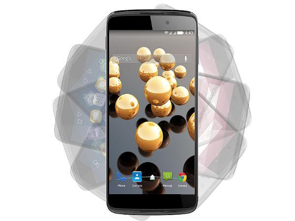 Panasonic Launches Eluga Switch Smartphone with Reversible Display