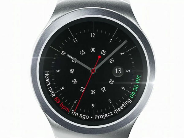 IFA 2015: Samsung Gear S2 to launch on September 3