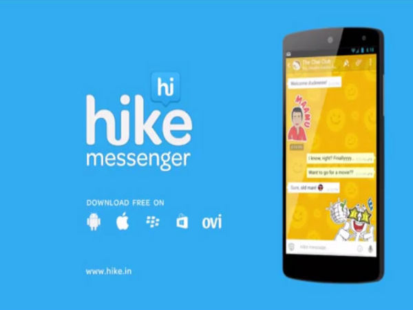 Hike Crosses 20 Billion Messages Per Month; Launches Biggest Update