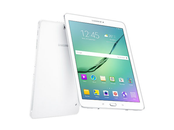 Exclusive: Samsung Galaxy Tab S2 coming to India in September