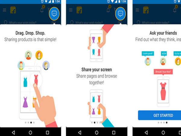 Flipkart Announces Ping: A new Service with In-Built Chat