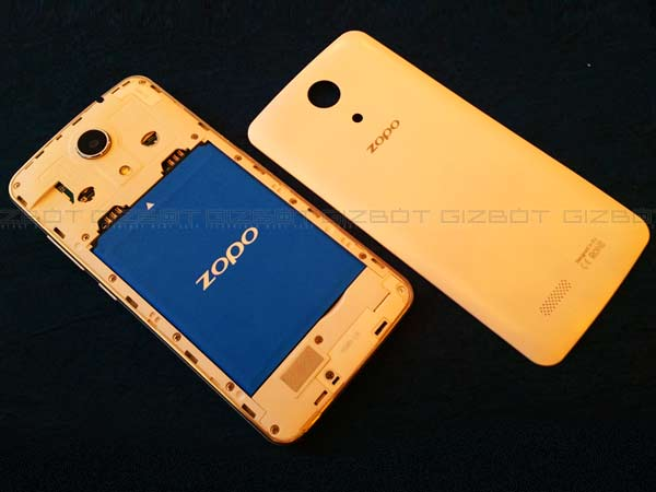 Zopo Speed 7 First Impressions