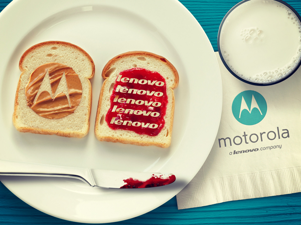 Lenovo Merges Its Mobile Division With Motorola Mobility