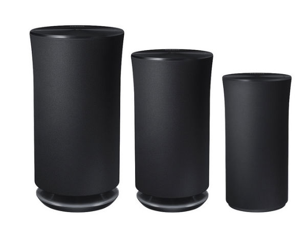 Samsung Announced Series of Speakers Under Wireless Audio 360
