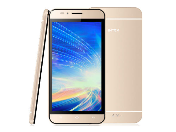 Intex Aqua Turbo 4G with 5-inch Display, HotKnot Features Launched