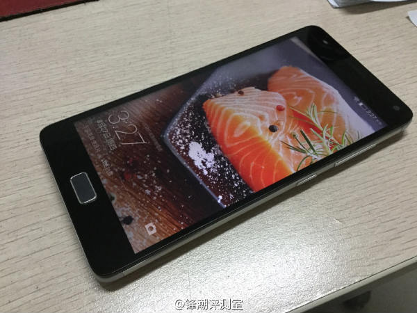 Lenovo Vibe P1 with 5,000mAh Battery Leaked! [PICS]