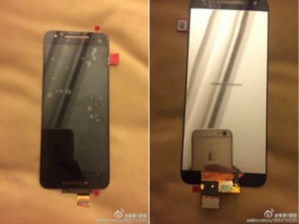 New Nexus smartphones spotted in photo leaks, coming on September 29