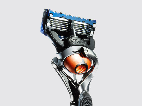 The All-New Gillette FlexBall Razor Comes To India